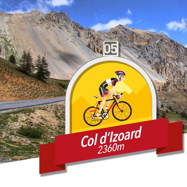 1. Col d'Izoard