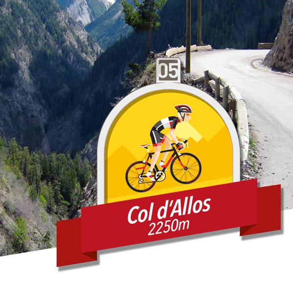 11. Col d'Allos