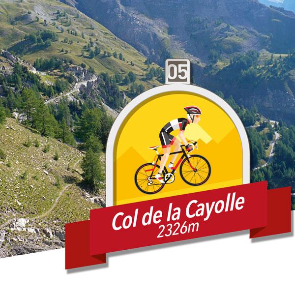 12. Col de la Cayolle