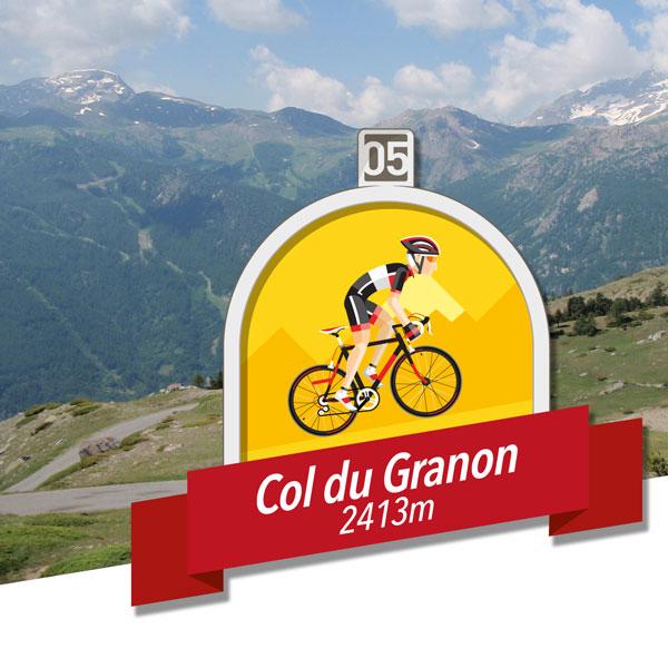 2. Col du Granon
