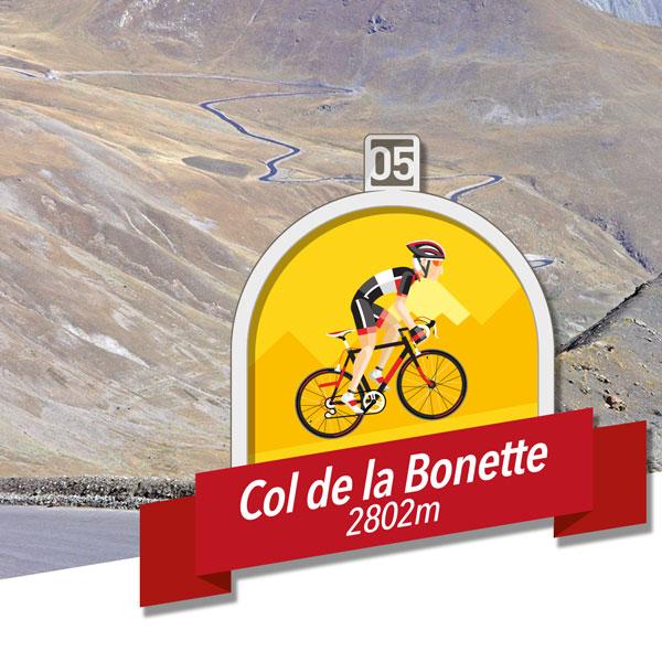 3. Col de la Bonnette