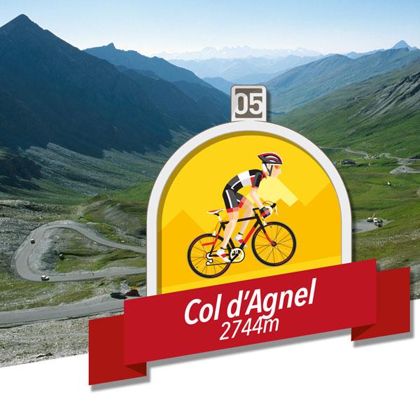 4. Col d'Agnel