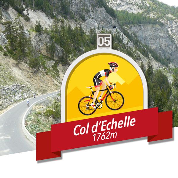 5. Col d'Echelle