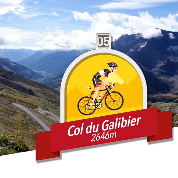 8. Col du Galibier